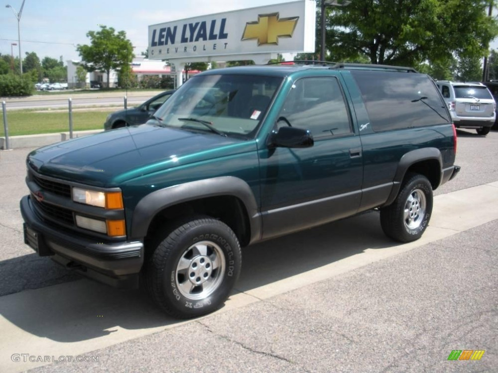medium resolution of  chevrolet tahoe 1999 7
