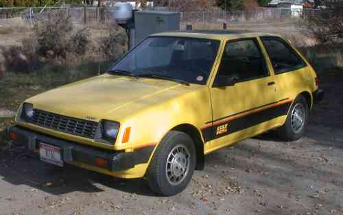 small resolution of  dodge colt 1990 9