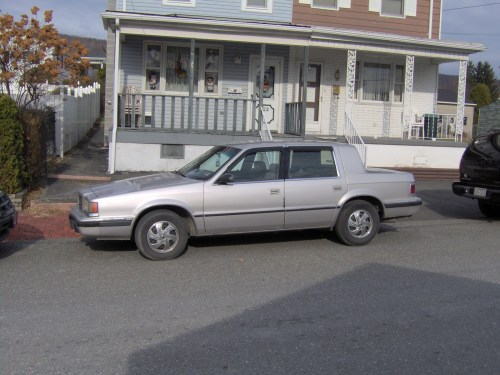 small resolution of  dodge dynasty 1990 12