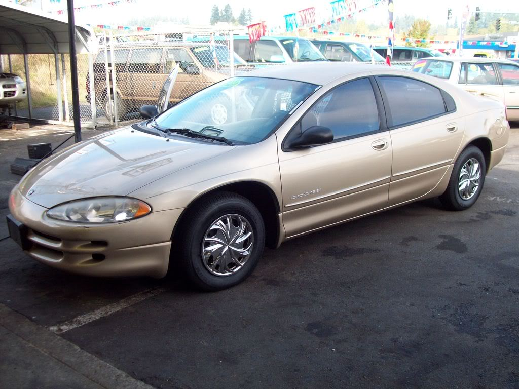 hight resolution of  dodge intrepid 1999 9