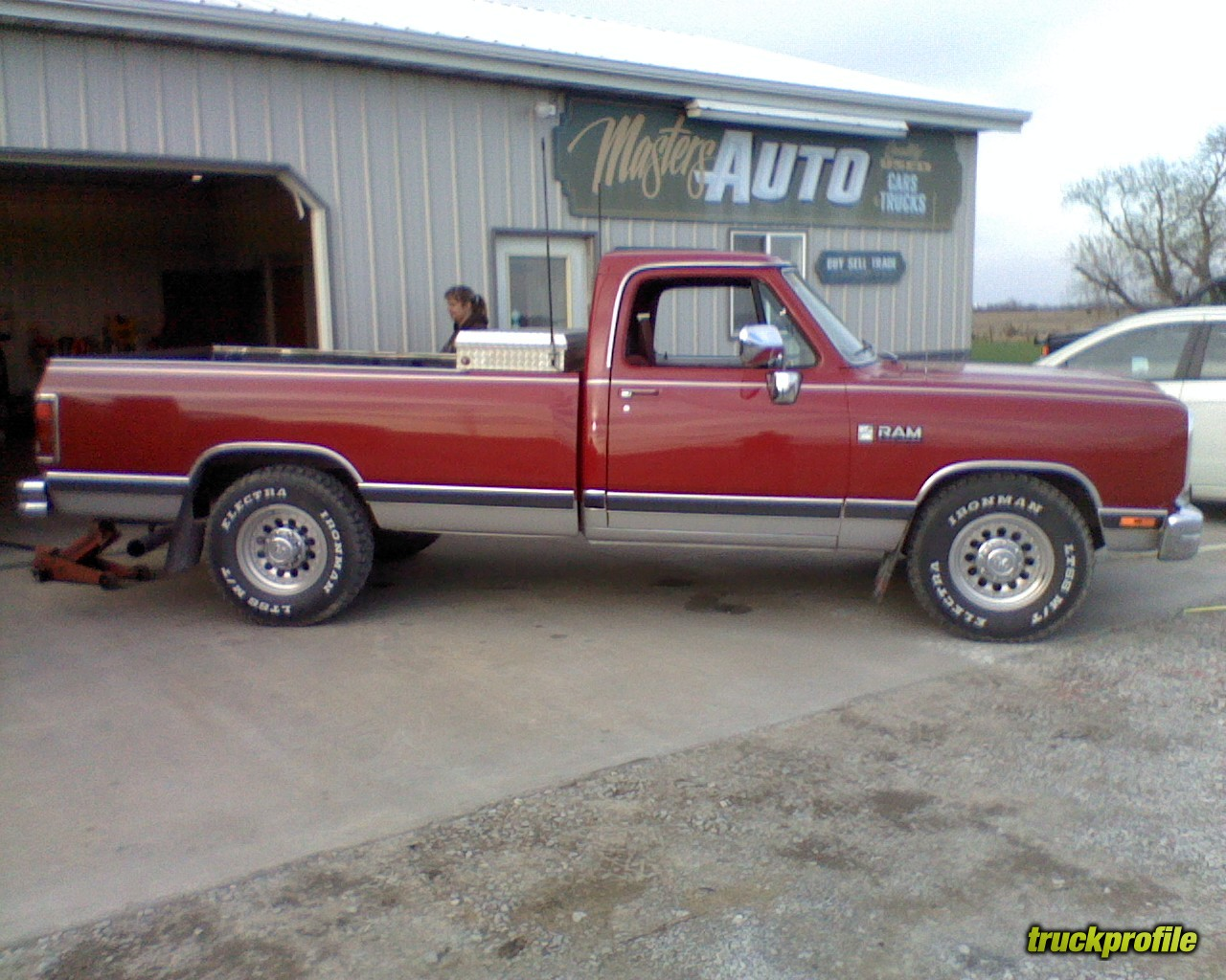 hight resolution of dodge pickup 1989 8
