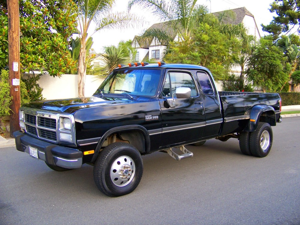 medium resolution of  dodge ram 50 pickup 1993 6