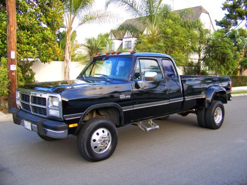 small resolution of  dodge ram 50 pickup 1993 6