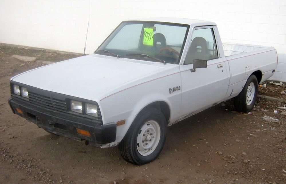 medium resolution of  dodge ram 50 pickup 1993 9