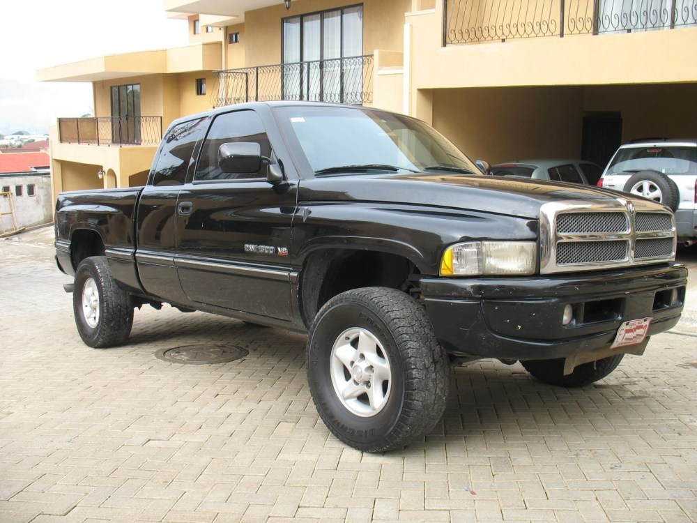 medium resolution of  dodge ram pickup 1500 1997 1