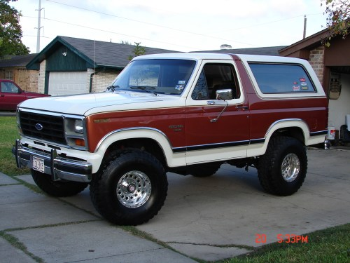 small resolution of ford bronco 14
