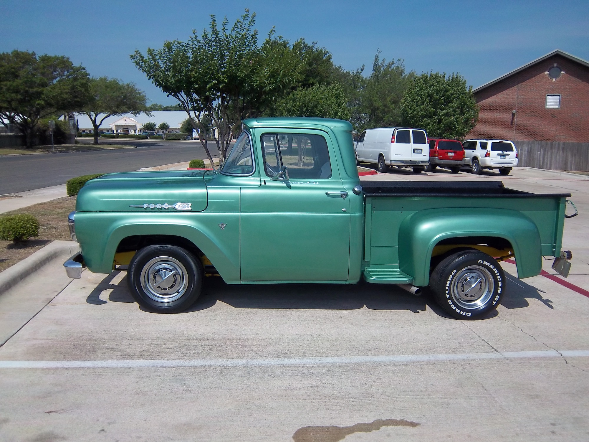 hight resolution of ford f100 1961 6