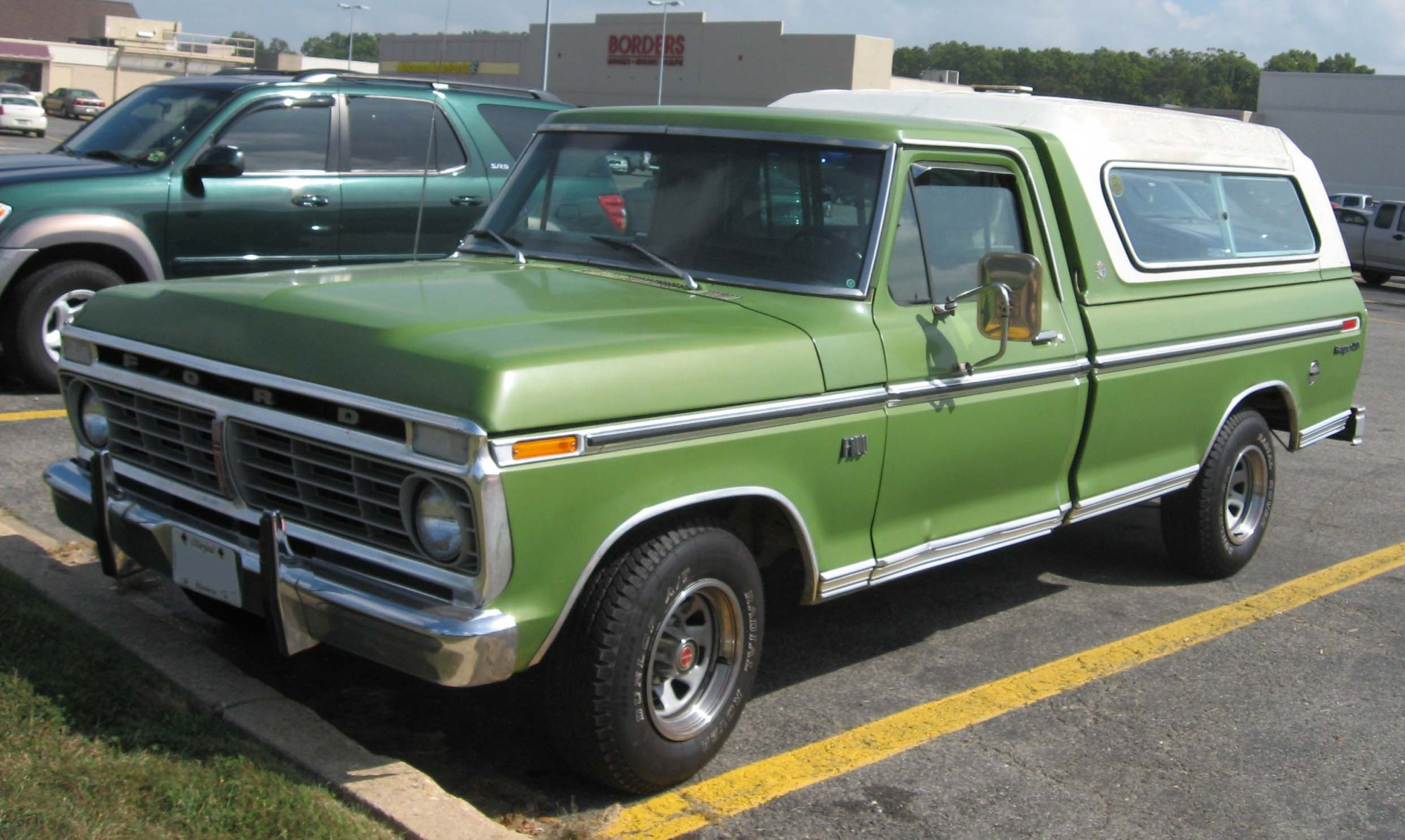 hight resolution of ford f100 1975 1 ford f100 1975 1