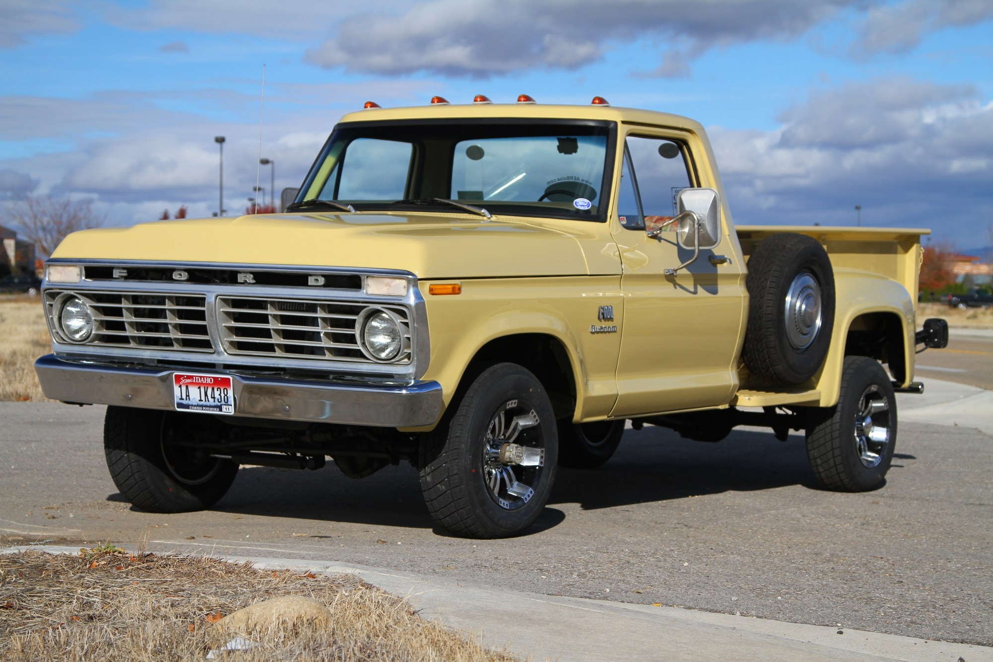 hight resolution of ford f100 1975 3