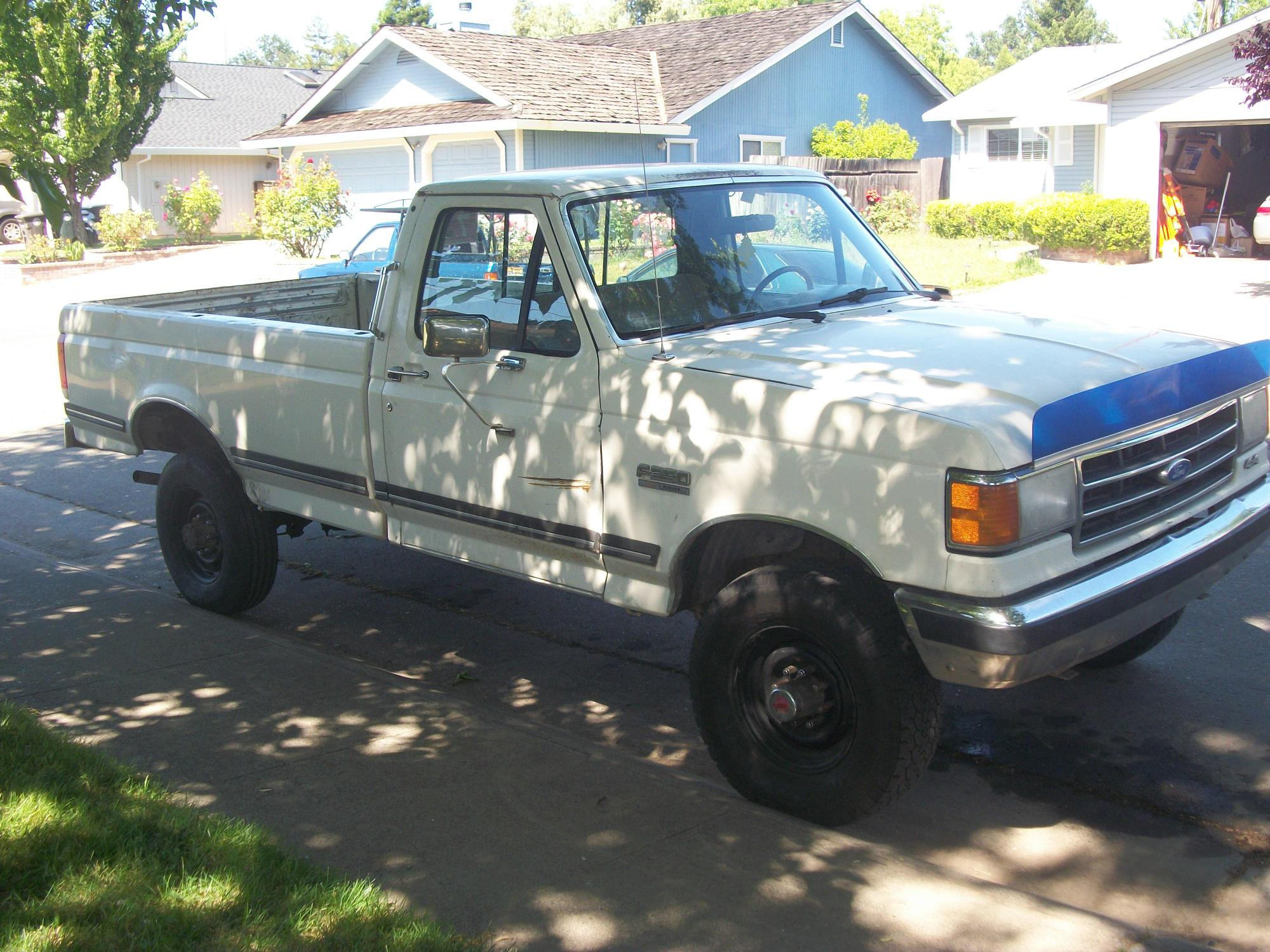 hight resolution of  ford f 250 1990 11