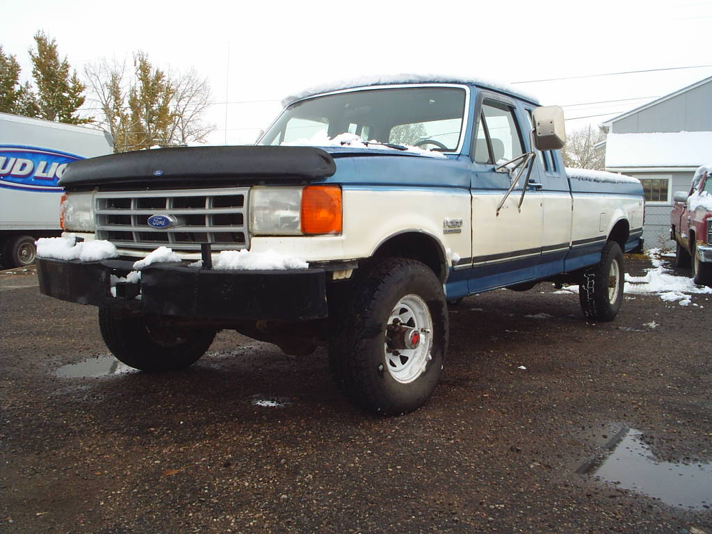 hight resolution of  ford f 250 1990 3