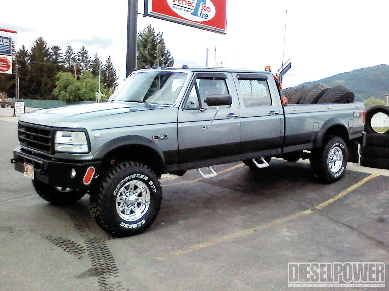 hight resolution of  ford f 250 1990 9