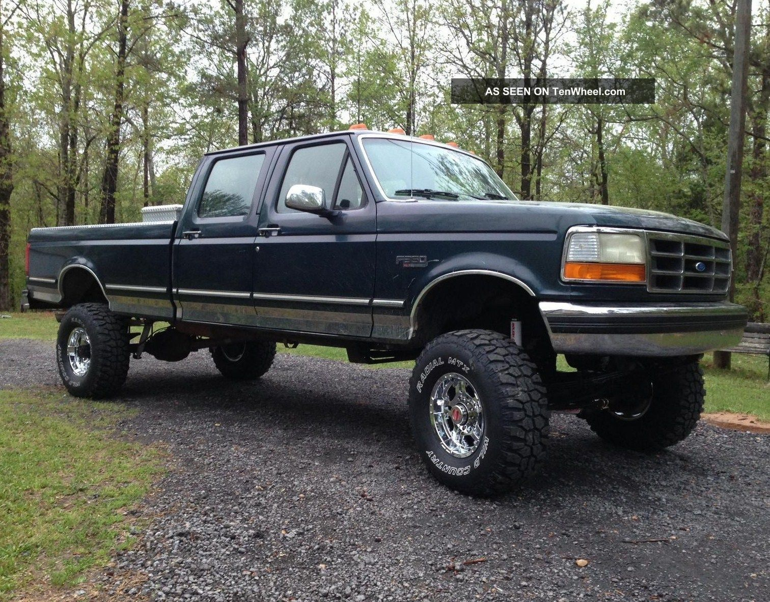 hight resolution of ford f 350 1994 4