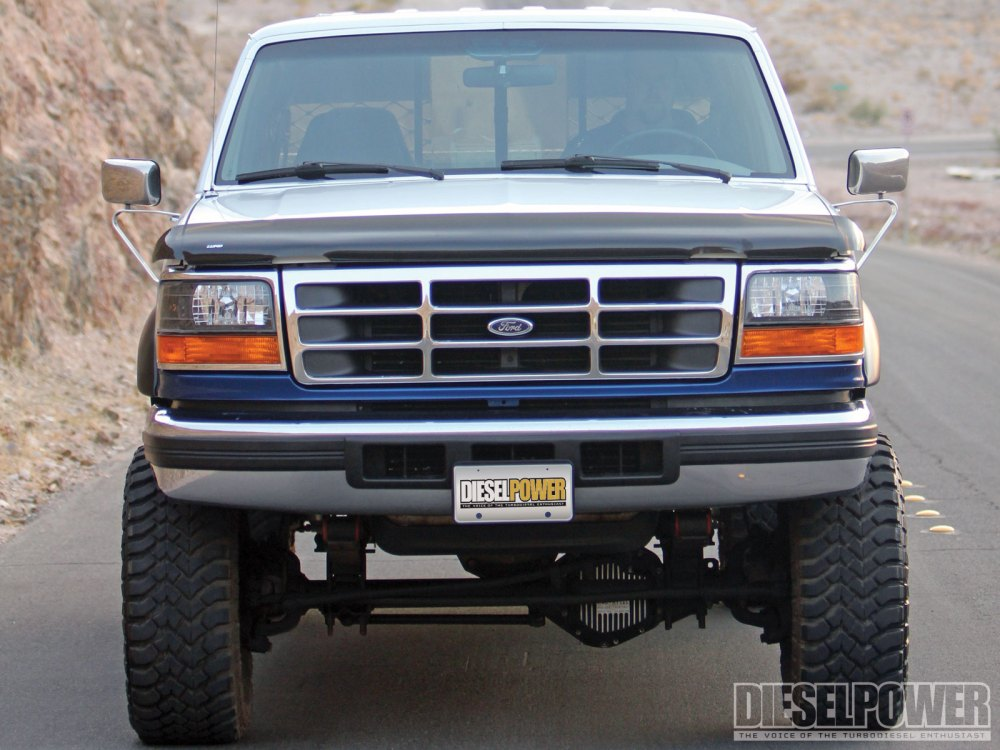 medium resolution of  ford f 350 1996 8