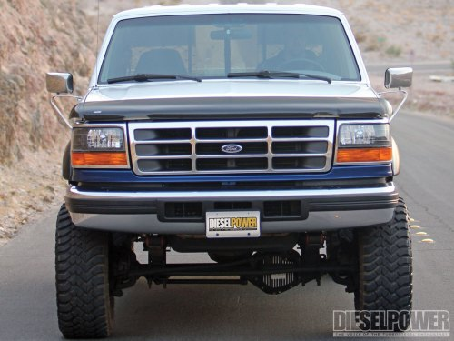 small resolution of  ford f 350 1996 8
