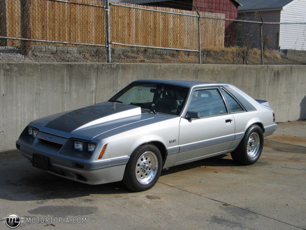 medium resolution of ford mustang 1986 5