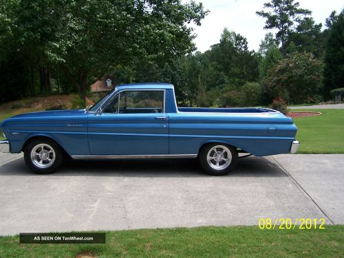 small resolution of ford ranchero 1965 13