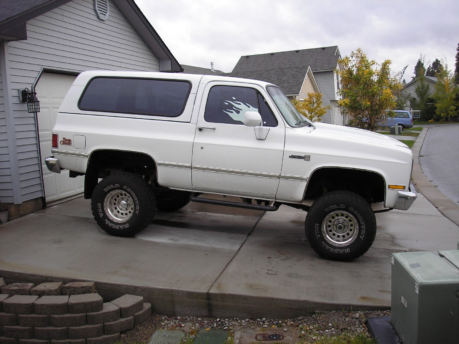 hight resolution of gmc jimmy 1987 3
