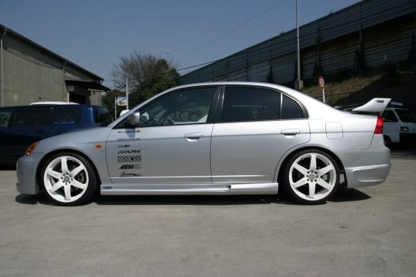 2001 Honda Civic - Information And Momentcar