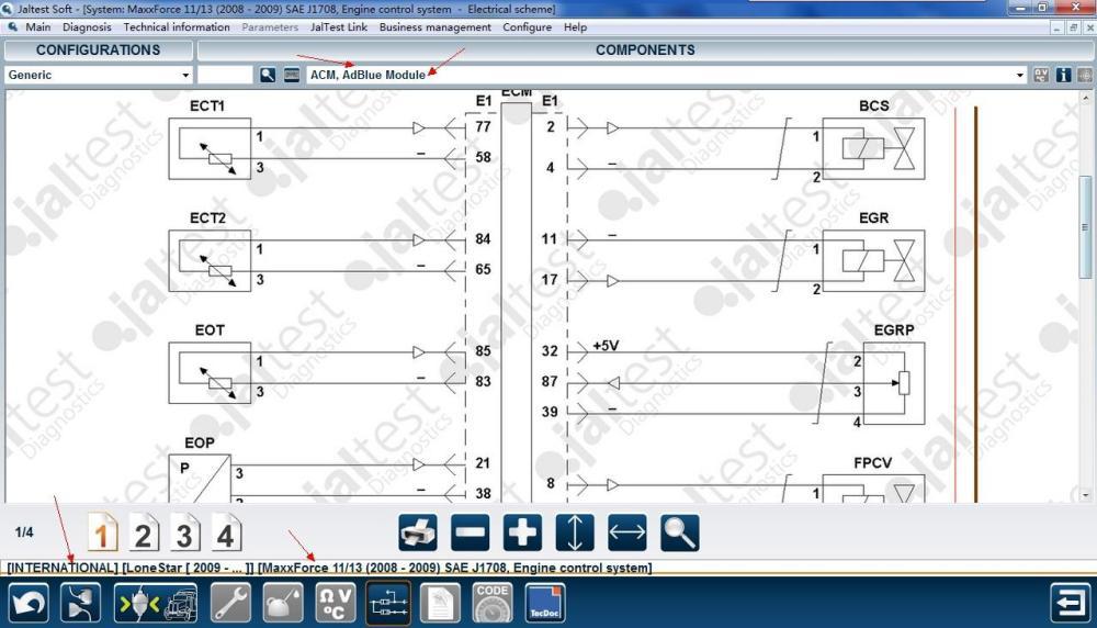 medium resolution of international 7400 wiring diagrams international get wireing diagram for 2014 international prostar 2005 international 7400 engine wiring