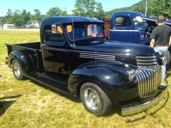 1952 International Pickup Information And Momentcar - Year
