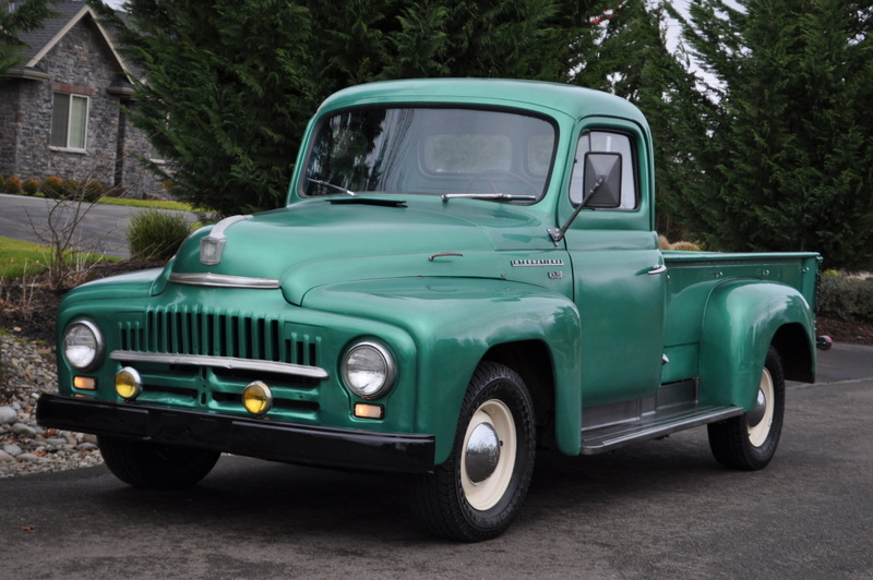 1950 International Pickup  Information And Photos  Momentcar