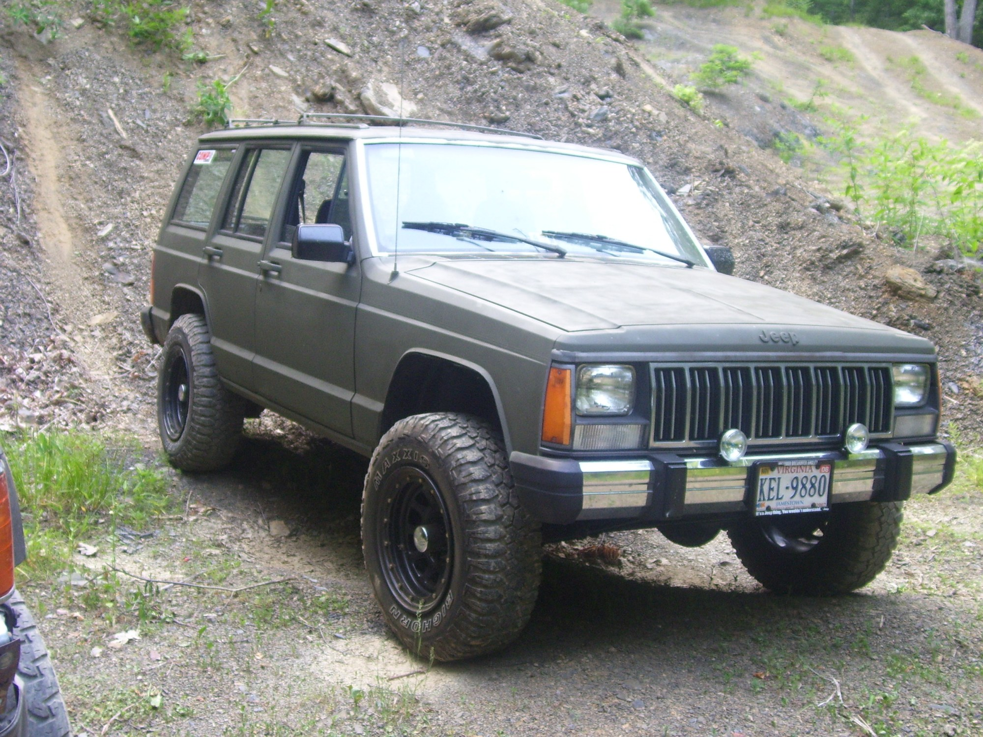 hight resolution of  jeep cherokee 1989 14
