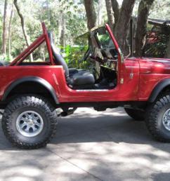 jeep cj 7 1980 5 [ 1024 x 768 Pixel ]