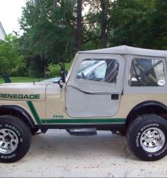 jeep cj 7 1985 14 [ 1024 x 768 Pixel ]