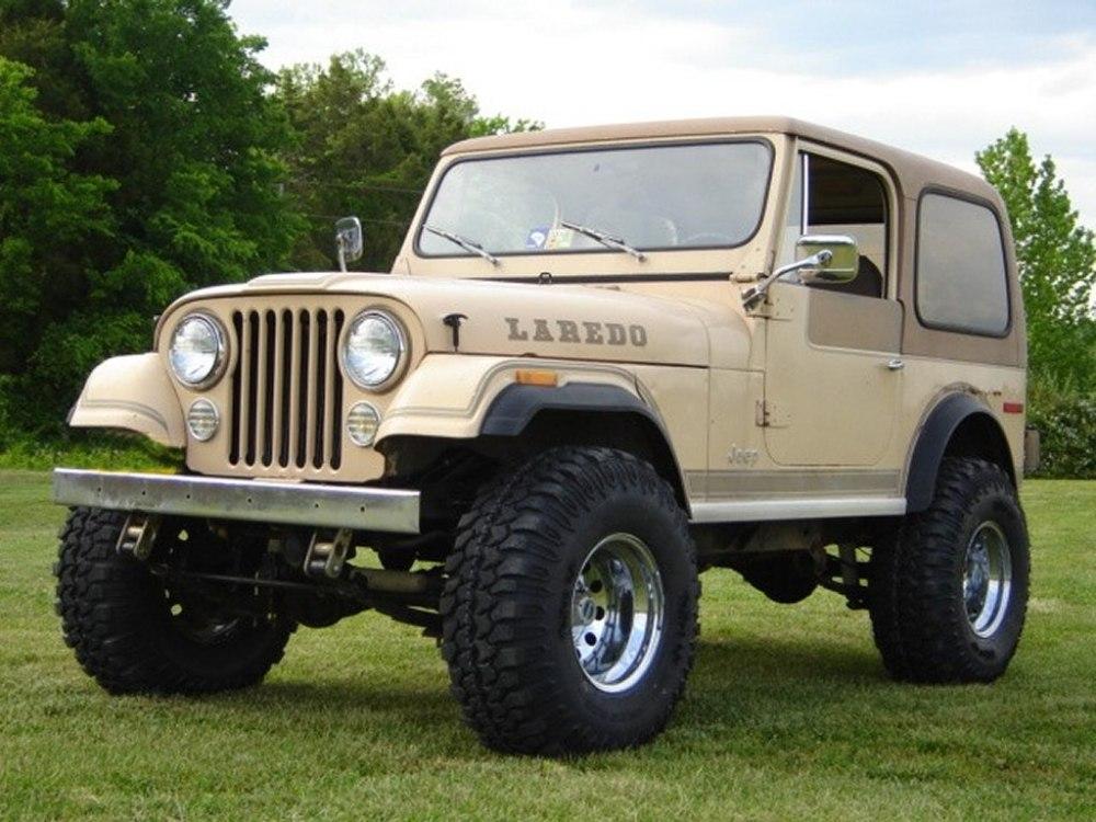 medium resolution of jeep cj 7 5