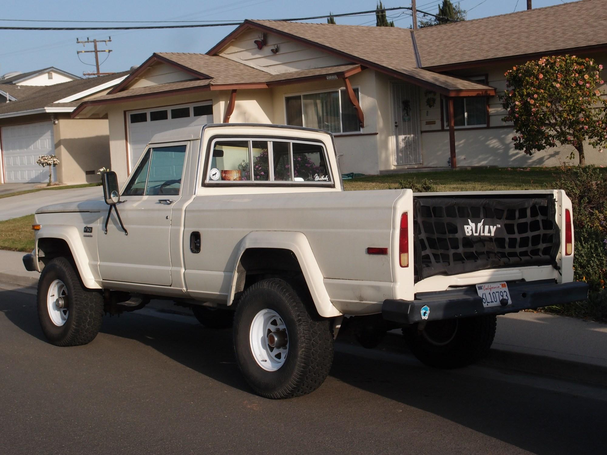 hight resolution of  jeep j10 1978 8
