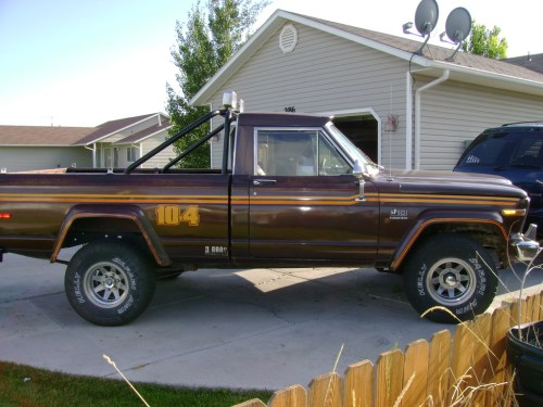 small resolution of jeep j10 1979 5