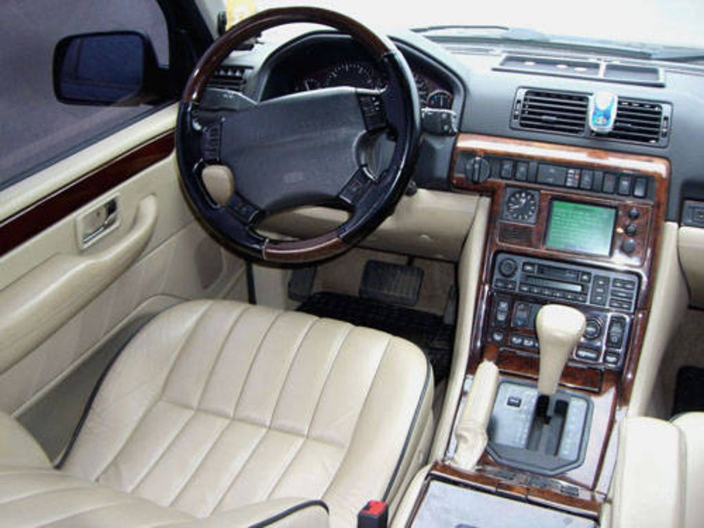 hight resolution of land rover range rover 1999 8