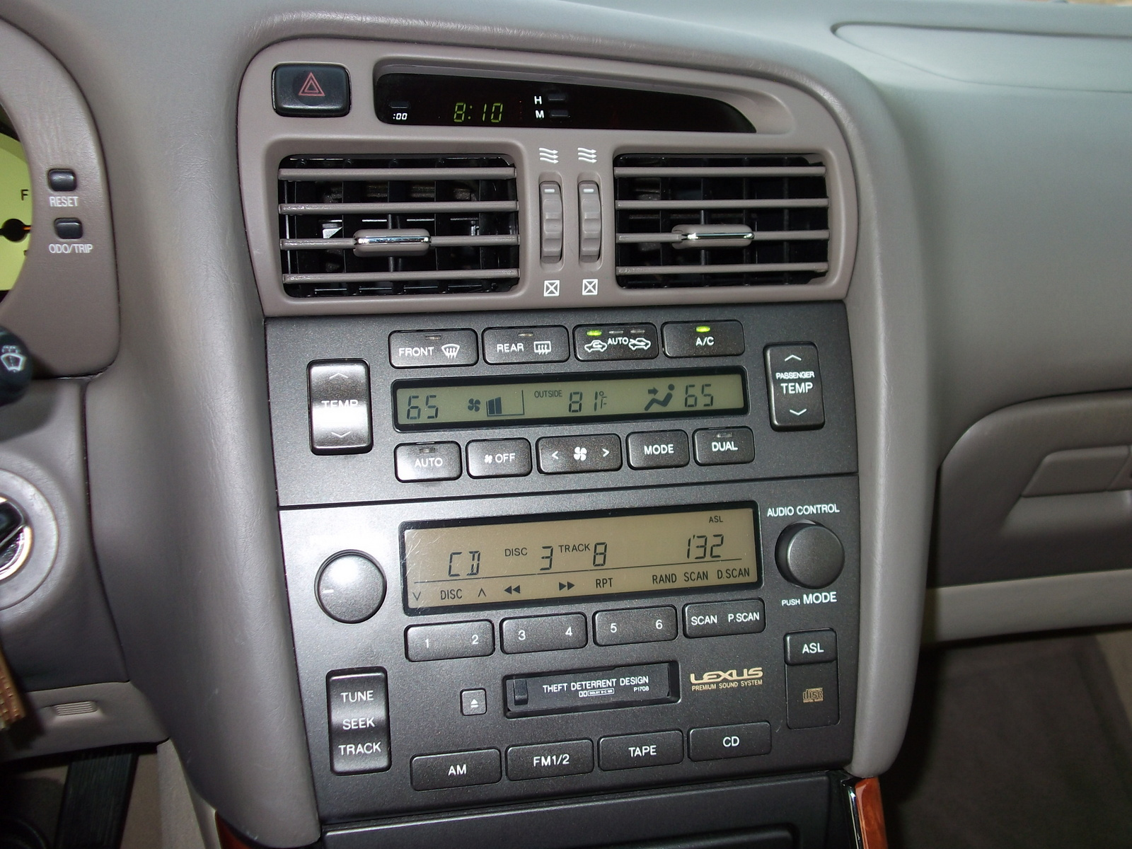 hight resolution of lexus information and photos momentcar jpg 1600x1200 1999 lexus gs300 radio