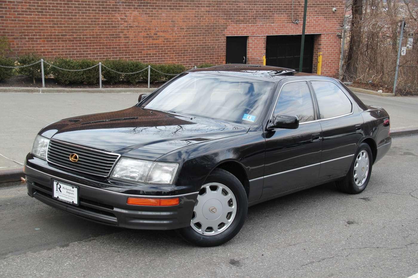 hight resolution of lexus ls 400 1995 7