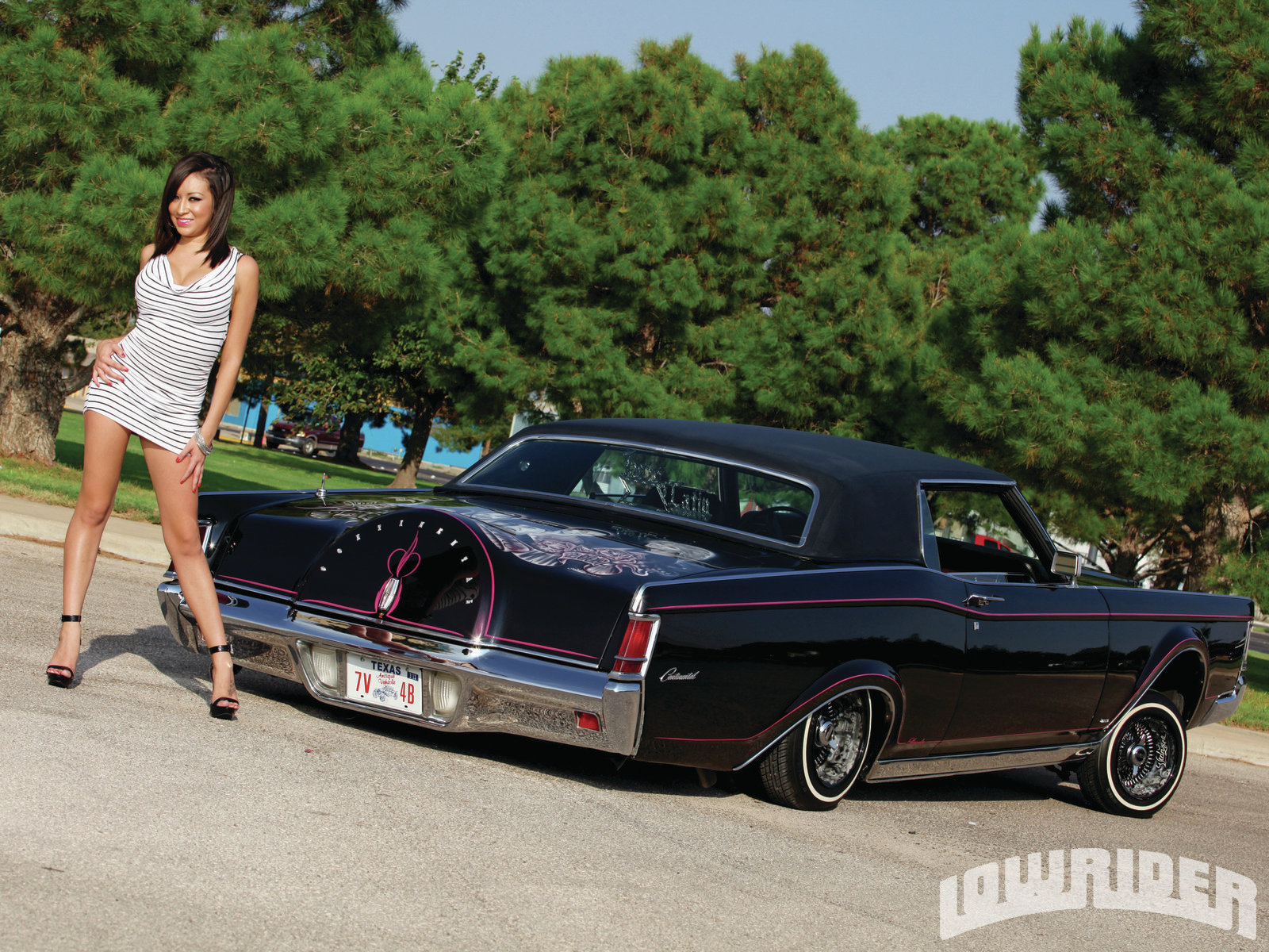 hight resolution of lincoln mark iii 5