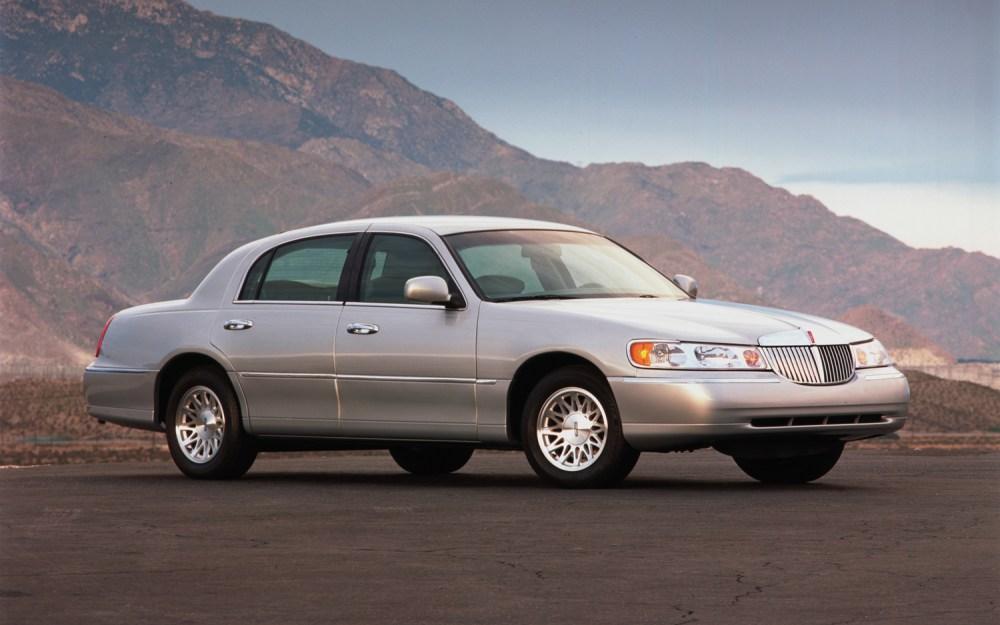 medium resolution of lincoln town car 1998 6