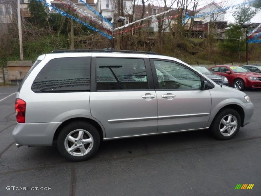 hight resolution of mazda mpv 2003 6