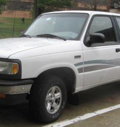 mazda truck b2300 11  [ 2892 x 1650 Pixel ]