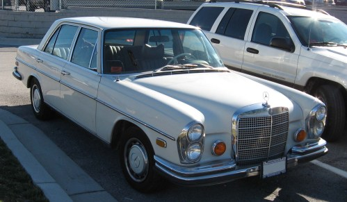 small resolution of mercedes benz 280sel 1972 3