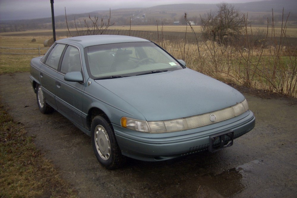 medium resolution of mercury sable 1993 3