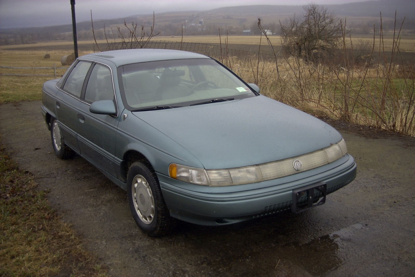 hight resolution of mercury sable 1993 3