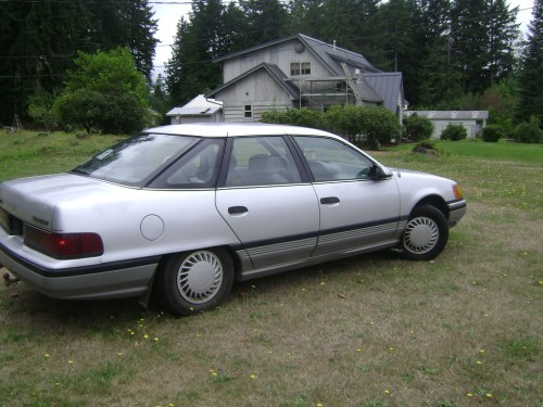 small resolution of  mercury sable 1993 11