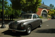 1957 Mg Magnette - Information And Momentcar