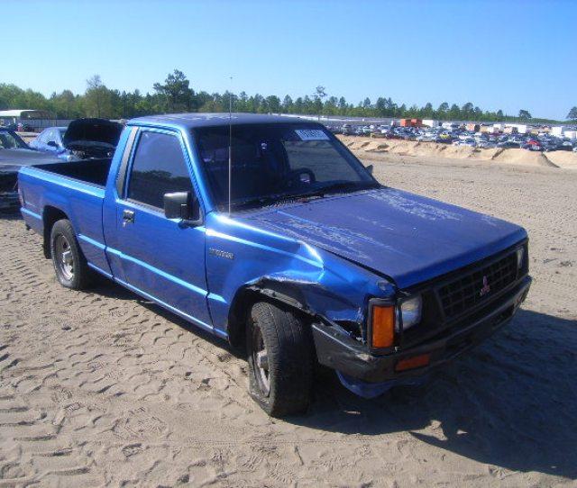 Mitsubishi Mighty Max Pickup
