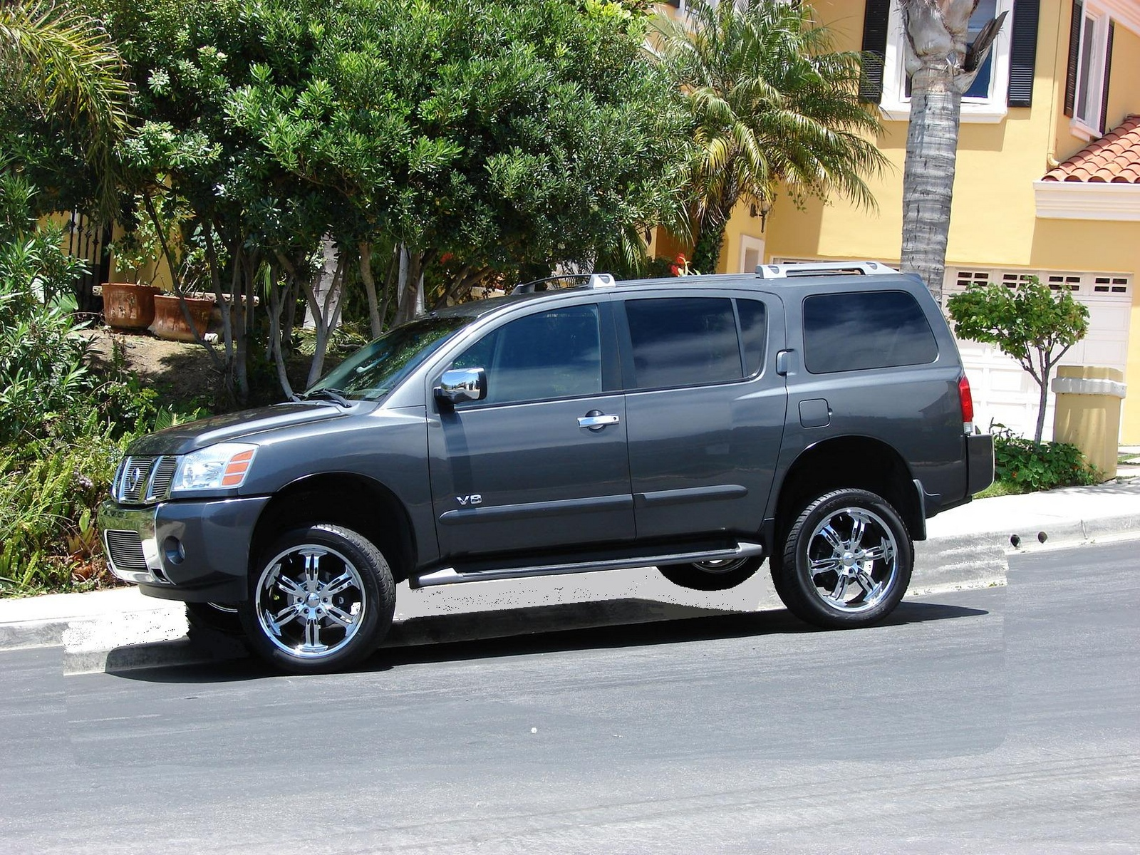 hight resolution of nissan armada le 10
