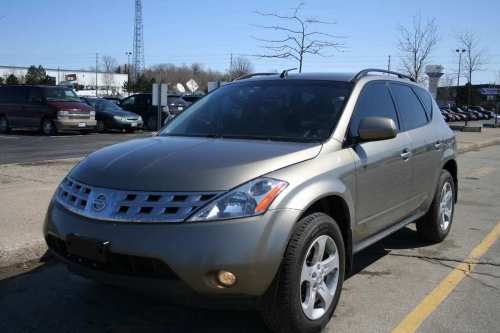 small resolution of nissan murano 2004 3