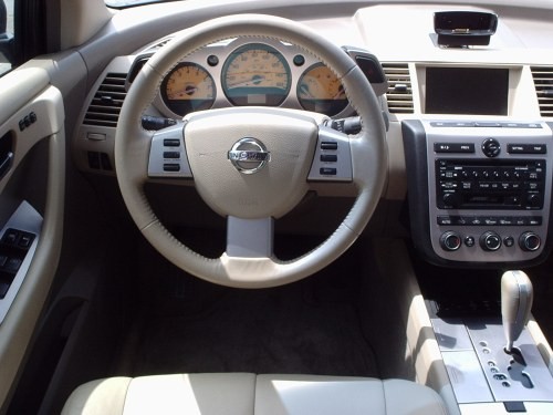 small resolution of nissan murano 2004 4