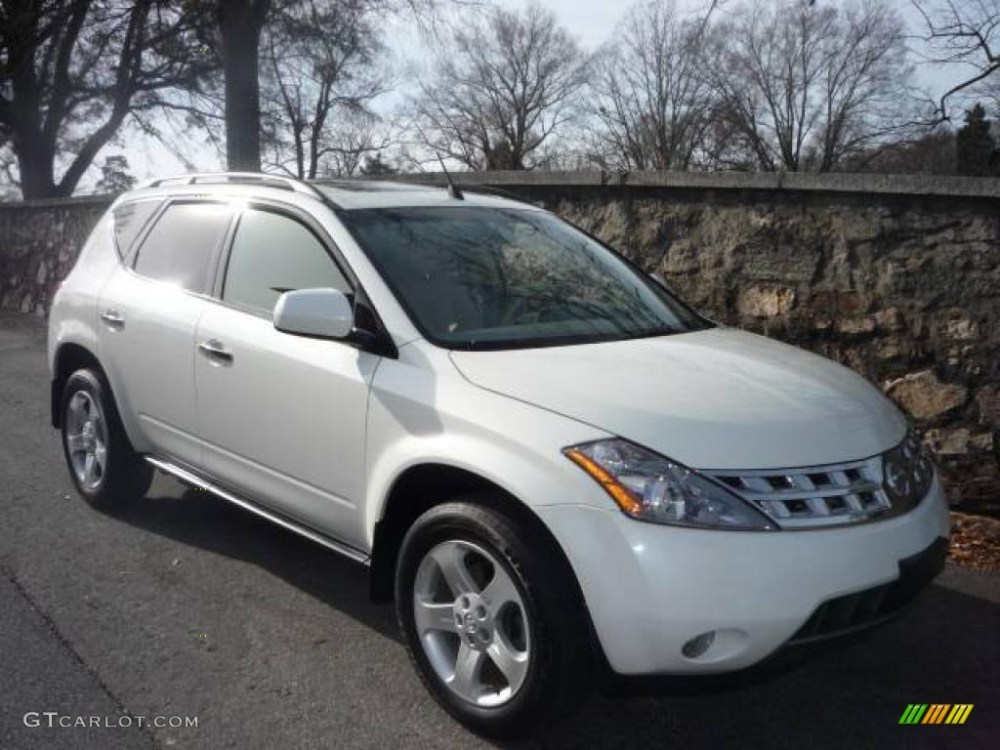 medium resolution of nissan murano 2004 5