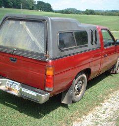 nissan pickup 1987 11  [ 1280 x 960 Pixel ]